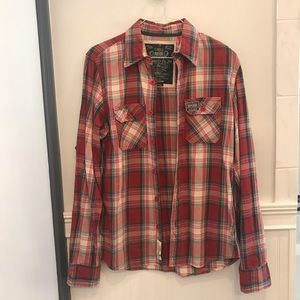 Super Dry Flannel